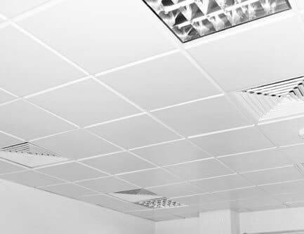 layin ceiling system