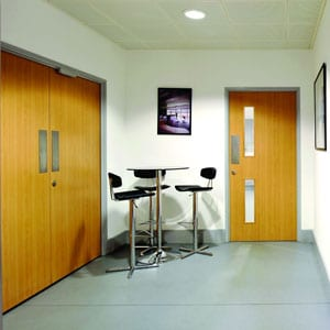 Drywall Partitions ,Wooden Doors