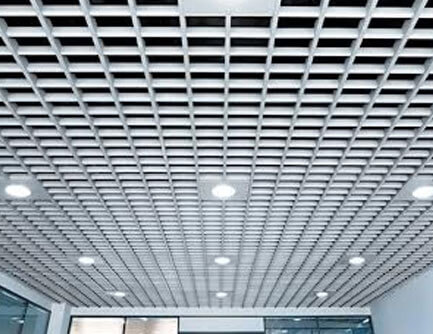 strip ceiling system